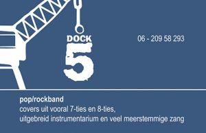 visitekaartjedock5