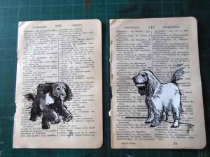 honden op zakwoordenboek